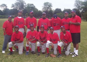 Y.A.C. BOYS BASEBALL TEAM
