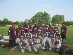 Y.A.C. Summer Baseball Program 1